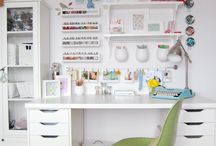 { craft room ideas }