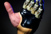 Terminator like artificial hand!