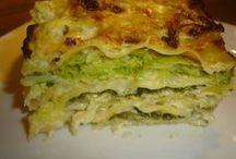 lasagne au choux vert