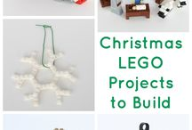 Legohommia / Ideoita legojen rakenteluihin