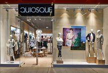 Salony QUIOSQUE w nowej aranżacji / Nowy design naszych salonów. Jest przytulnie, pięknie i wygodnie!
