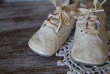 Vintage shoes for children / by Les Casse Pieds