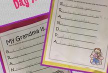 Grandparents' Day Ideas