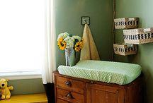[ n u r s e r y ] / Ideas for Audrey's nursery / by rachel haney