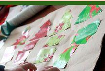 planne met die kleinkinders / kreatiewe idees vir kinders