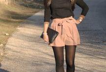 Outfits Otoño- Invierno