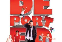 """The Deported (Movie) / (Short Synopsis) """"When the INS deports a down-and-out Italian-American actor, Gianni DiCarlo (Nicholas Turturro), his mother (Talia Shire), dad, agent and ex-wife are worried sick over his disappearance. Stranded in the dangerous terrain of a small Mexican town, he is forced to find his own way back to Hollywood."""" (Starring) Nicholas Turturro (ABC's NYPD Blue), Paul Rodriguez (Ali, Blood Work), Talia Shire (Rocky 1-5, The Godfather 1-3), and Gary Valentine (CBS's The King of Queens). / by Green Apple Entertainment"""