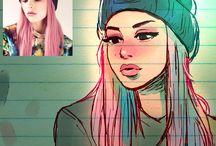Dibujos chulos (*o*)