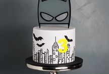 Super Heroes Party / Party decorations, favors, banners, food for superhero themed parties. / by Frog Blossoms Linda :)