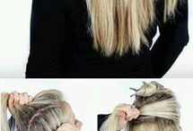 hair styling