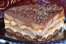 nepečene torty