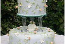 Wedding Cake Ideas / Dream wedding cakes