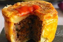 cuisine et desserts Anglais