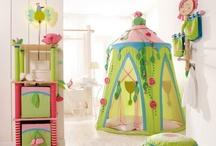 POKOJE dla Córki, Córeczki, Księżniczki - Inspiracje <> ROOMS for your doughter
