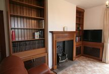 Bespoke oak furniture / Stunning contemporary and traditional designs for homes and businesses.