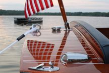 Classic boats / by Cassandra Fields