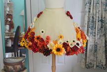 Kostüm Blumenwiese
