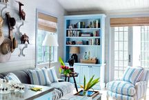 Organizing Living Room