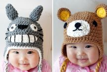 Crochet. Gorros para bebés. / Crochet. Gorros para bebés. Imágenes relacionadas.