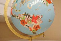Globe deco