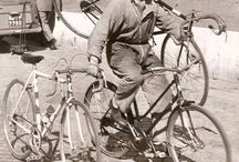 Vintage cycling photography