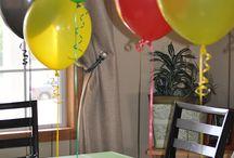 centri tavola compleanno