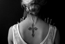 Tattoos! / by Skye Dooley
