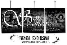 SonSonero - Tienda Exclusiva. / SonSonero... Sentimiento Salsero. trae para ti los mejores diseños de la #Salsa tenemos mas de 100 diseños exclusivos, solo informanos cual quieres y te lo plasmaremos en tu camiseta, manilla, botón, mug, afiche, etc.  Para mayor información déjanos un mensaje por Inbox, también nos puedes escribir a sonsonerobogota@hotmail.com o directamente en nuestro portal web www.sonsonero.com.co pregunta por nuestros combos salseros.  Contacto Directo en Bogotá: (1) 901 4470 / 319 2938386