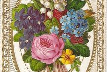 Antique cards