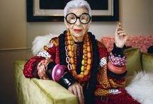 moda não  tem idade