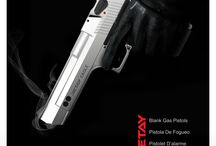 Retay Blank starter pistols / Blank Gas Pistols Pistola De Fogueo Pistolet D'alarme Травматическое оружие