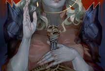 Dragon Age Tarot Cards