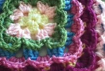 cuadros grannys crochet