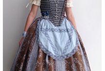 trajes de valenciana