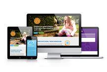 Website Design Portfolio / Website design + development samples from Kiwi Creative.