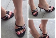 Fetish Feet / Women's feet are fetishionable (#fashion #festish) ;-)
