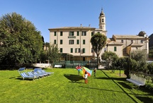 Hotel Florenz / a bike and family hotel in Finale Ligure, Liguria, Italy