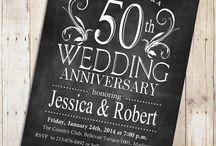 50th Wedding celebrations