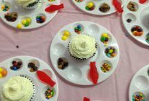 Birthday party ideas !