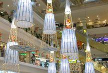 christmas at malls