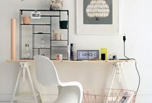 Work spaces / Lovely places to work