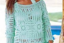 Crochet/knit  ideas for women