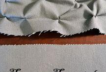 Fabric Manipulation and Smocking