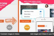 WP Comment Images & Videos