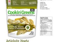 Cookin' Greens New Packaging / Watch out for our new packaging on Grocery Store Shelves. We now stand-up and reseal!