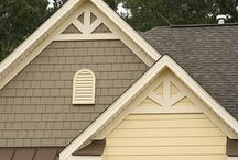 House Siding and Roof