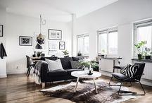 Scandi/modern interior inspiration