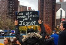 NYC Marathon 2016 / Getting ready to run the most epic marathon ever