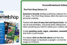 Encore/Broderbund Software / Programe educatie pentru afaceri licee sau mici afaceri