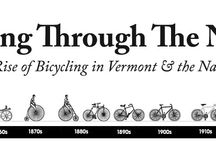 CYCLING THROUGH THE NEWS - The Rise of Bicycling in Vermont & the Nation- / A UVM Libraries summer exhibit at the Bailey/Howe Library Lobby from now until August 26, 2015. FREE! / by Vermont Digital Newspaper Project/VTDNP